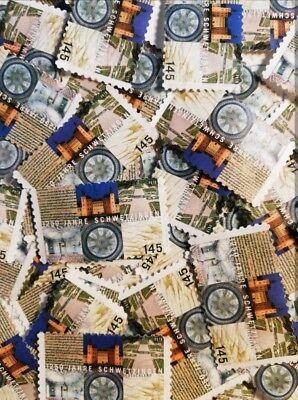 2 x 1,45€ Schwetzingen ungestempelt ungummiert Briefmarken B-Ware 1,55 0000