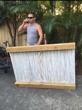 New Rustic bar reception counter shabby chic other sizes available Highland Park Gold Coast City Preview