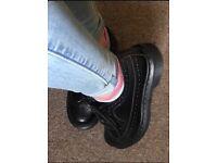 Dr Martin,Ladies shoes size 3
