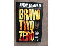 Andy McNab - Bravo Two Zero book