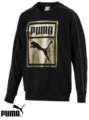 Men's New Puma Hooded Sweatshirt Hoodie Hoody Jumper Pullover Top  *AUTHENTIC*