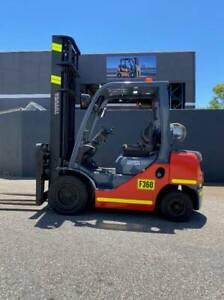 Toyota 32-8FG25 Forklift Bassendean Bassendean Area Preview