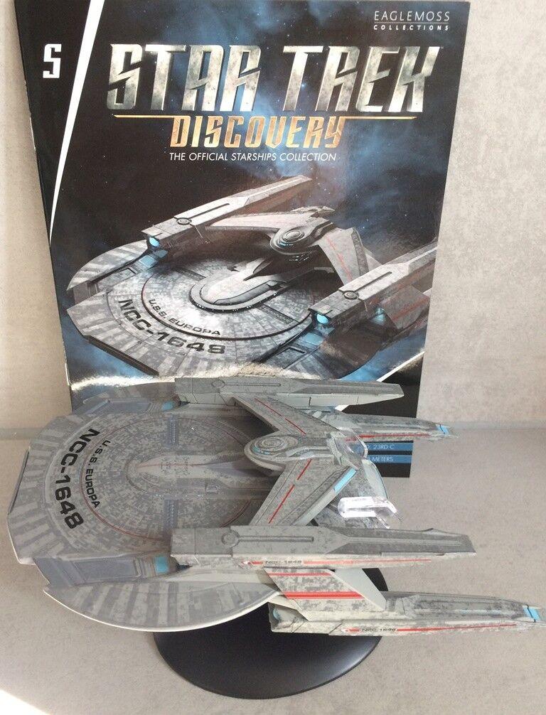 Eaglemoss eng. Sondermodel Star Trek U.S.S Aventine Starship Model NCC-82602