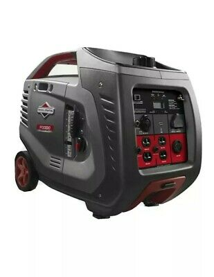 Briggs Stratton P3000 Powersmart Series 3000 Watt Inverter Generator 30545