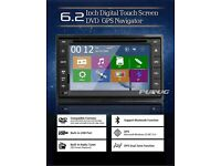 6.2 INCH In-dash Car DVD Player stereo Radio