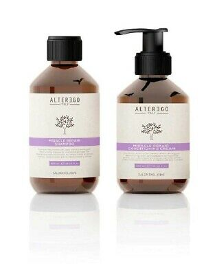Alter Ego Miracle Repair Shampoo & Conditioning Cream 10.14 oz Alter Ego Shampoo