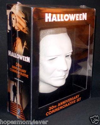 NEW Halloween 30th Anniversary Commemorative 6-Disc Set DVD Limited Edition 2008 - Halloween Limited Edition Box Set
