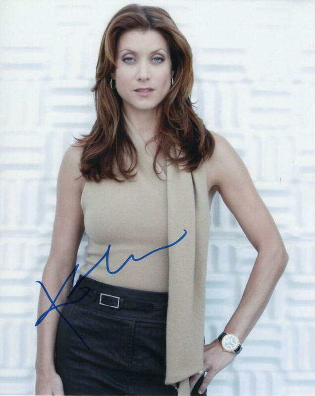 KATE WALSH SIGNED AUTOGRAPH 8X10 PHOTO - GREY'S ANATOMY, PRIVATE PRACTICE BABE