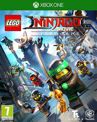 LEGO Ninjago Movie Videogame (Xbox One)  BRAND NEW AND SEALED - QUICK DISPATCH
