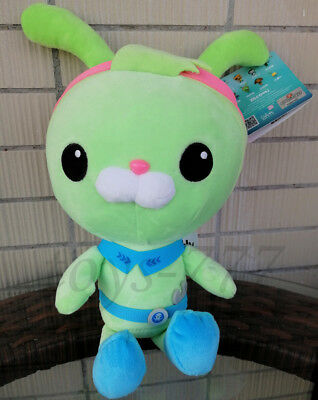 Octonauts Tweak 12'' Stuffed Animal Plush Toy Rabbit Cartoon Cuddly Character - Octonauts Characters Tweak