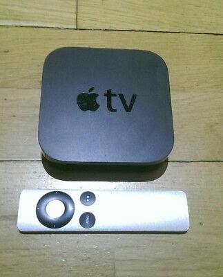 Apple TV 2 / 2nd Generation & Remote