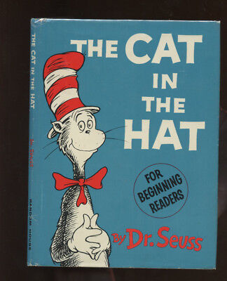 Dr. Seuss: The Cat in the Hat HB/DJ 1st/1st