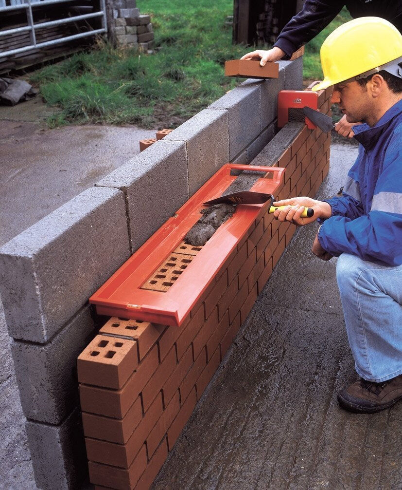 Bricky Bricklaying Tool To Make Bricklaying Easier In