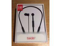 Beats X By Dr Dre BeatsX Bluetooth Wireless Earphones Black BRAND NEW + SEALED