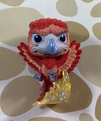 Harry Potter Mini Funko Pop! Flocked Fawkes Advent 2020 Calendar NEW-Loose