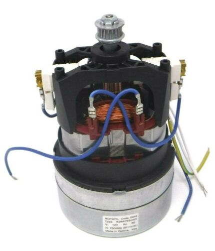 Nilfisk NF56704415 Vacuum Motor With Pulley And PTC For Clarke Viper And Advance