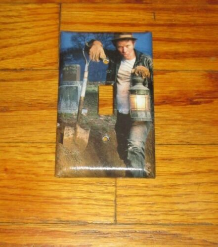 TOM WAITS ROCK LEGEND Light Switch Cover Plate