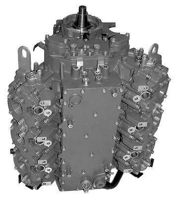 Yamaha VZ175, Z175 Engine Power Head 2001-2014 HPDI ReManufactured