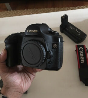 Canon 5D classic