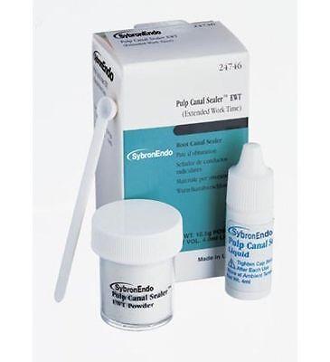 Kerr Pulp Canal Sealer Ewt Standard Packing Endodontics Root Canal Cement -fda