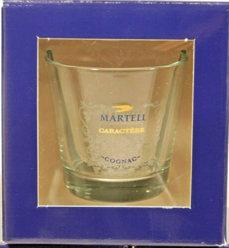(7 count) Martell Cognac Glasses NEW