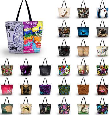 Design Shopping Handbags Grocery Bags Large Capacity Reusable Supermarket Tote Designer Handbags Shop