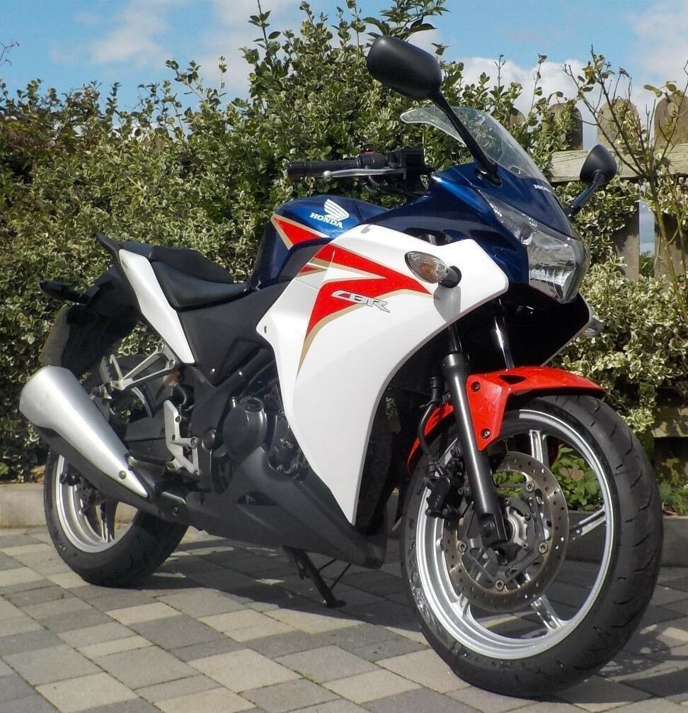 Honda CBR250 R-B, 2011, Two Owners with Full Service History,