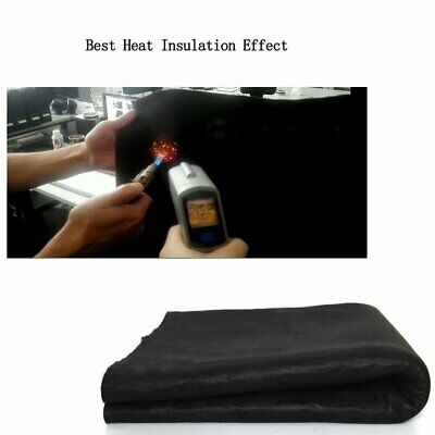 48 X 72inches Carbon Fiber Welding Protective Blanket Torch Shield Plumbing Slag