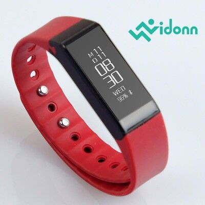 Vidonn X6S Smart Bnad Bracelet OLED Activity Trackers Bluetooth 4 Android /iOS r