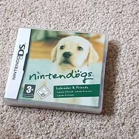 Nintendogs Labrador and friends
