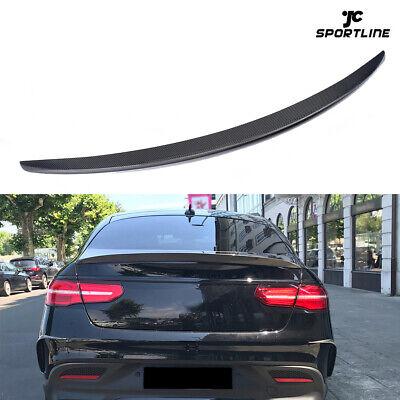 Für Mercedes BenzGLE Coupe C292 GLE63 15-17 Carbon Spoiler Heckspoiler Hecklippe
