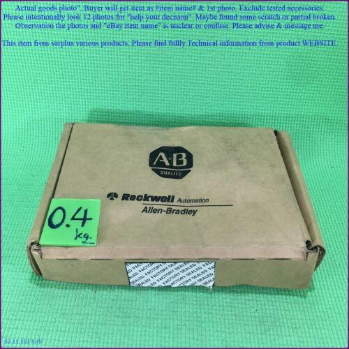 Allen Bradley Slc500, 1746-iv32, Plc Input Module As Photo, Sn:0603, Promotion.