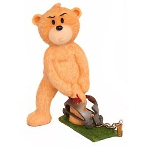 Bad Taste Bear / Bears Collectors Figurine - Von Trapp