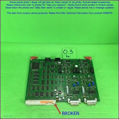 Panalytical Dual Mca 5322 790 00931controller Pcb As Photo Sn0931.