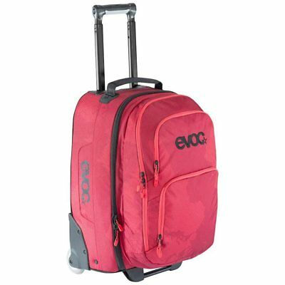 (EVOC Terminal bag 40L + 20L Travel bag with detachable backpack Red/Ruby)