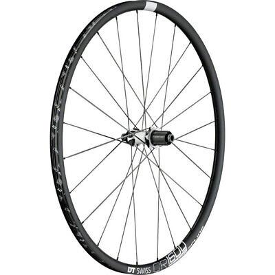 DT Swiss CR1600 db23 Spline Rear Wheel 700c 12x142mm Centerlock Disc