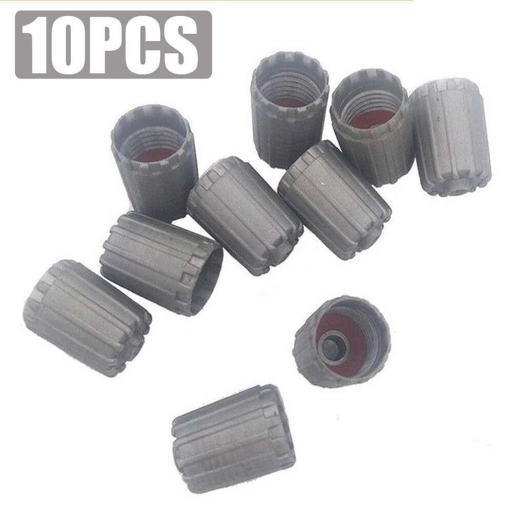 100pcs//bag Plastic Auto Car Bike Motorcycle Truck wheel Tire Valve Stem Caps