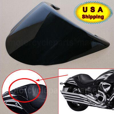 Black Rear Solo Seat Cover Cowl For 2006 - 2012 Suzuki Boulevard VZR 1800 M109R