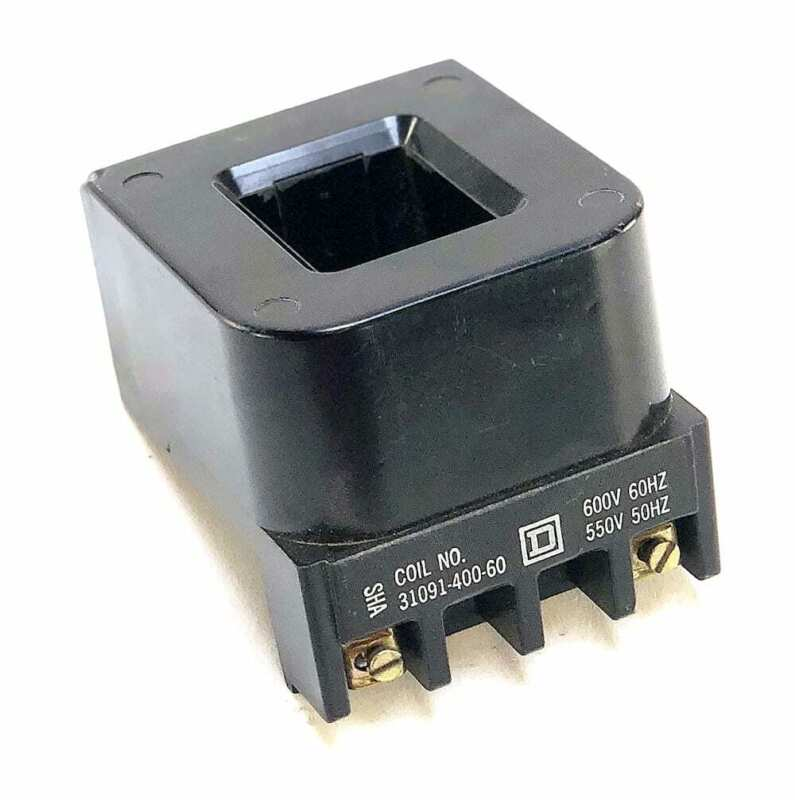 Square D 3109140060 600 Vac Starter Closing Coil (For Size 4 Starter)