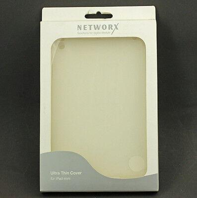 Dl Net (Networx Ultra Thin Cover Case *Apple iPad Mini* Transparent UP 1087 DL9)