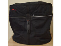 Stagg 22-B Base Drum Bag 22 inches with Cymbals Bag