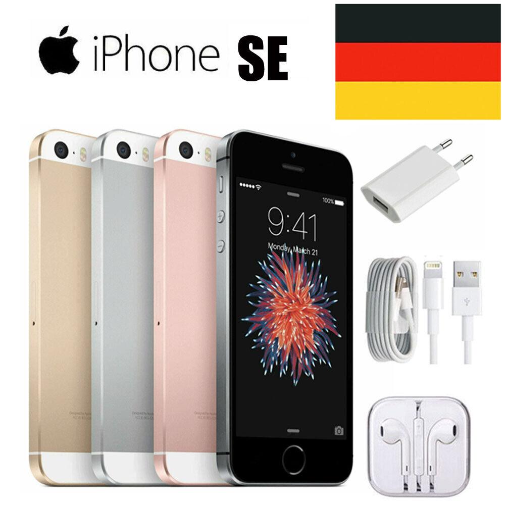 apple iphone se 64gb space grau vom h ndler spacegrau. Black Bedroom Furniture Sets. Home Design Ideas