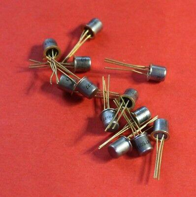 Transistors Silicon Kt501l Bcy94b Ussr Lot Of 6 Pcs