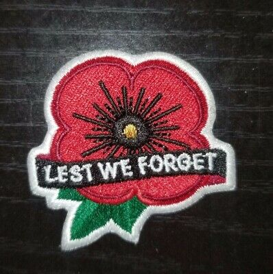 MLB Lest We Forget Patch Memorial Day Celebration 2019 MLB Baseball For Jersey  (Day Baseball Jersey)