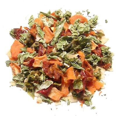 Vegetable Flake Blend -2 pounds- Dried Vegetables for Soups, Stews, and Storage