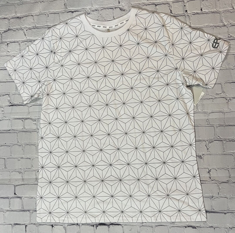 Disney Parks 2021 Epcot Spaceship Earth Collection Adult Shirt Size 3XL
