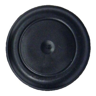 Flush Mount (QTY 1 Flush Mount Black RUBBER Sheet Metal Plug 5/8