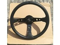 Ford RS steering wheel repro