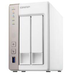QNAP NAS TS-251 Enclosure with 8GB RAM