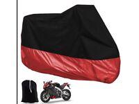 XXXL motorbike cover. Waterproof, sun, rain, snow cover.